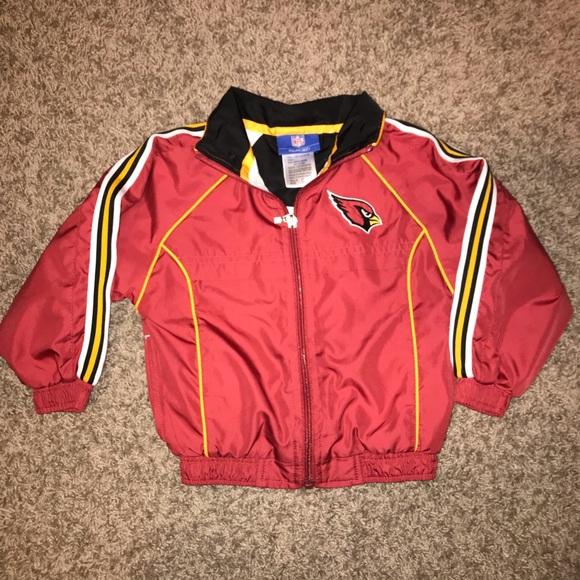 b02be7a9 Arizona Cardinals Toddler Jacket / 3t